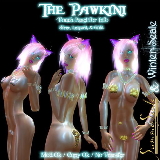 Pawkini Poster
