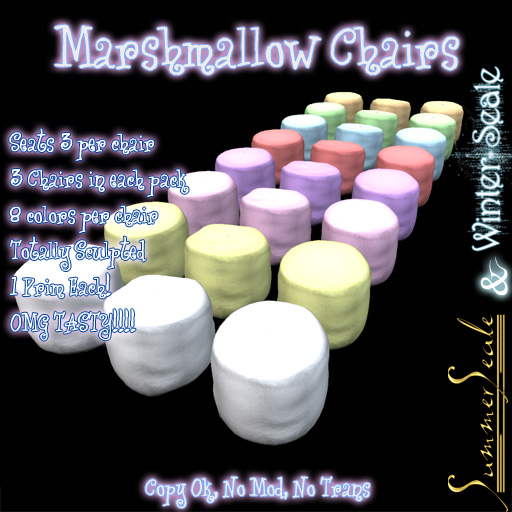 Marshmallow Chairs Poster Copy OK