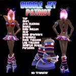 Bubble Jet Patriot Poster 2