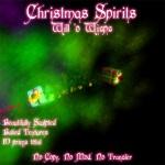 Christmas Wisps Poster