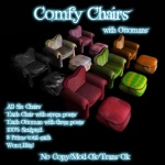 Comfy Chairs Poster All