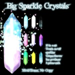 Crystals Poster