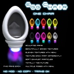 Egg Chairs Poster 2