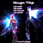Hexagon Wings Poster 2