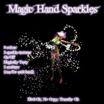 Magic Hand Sparkles Poster