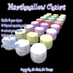 Marshmallow Chairs
