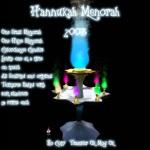 Menorah 2008 Poster
