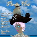 Pirate Hat Poster 1